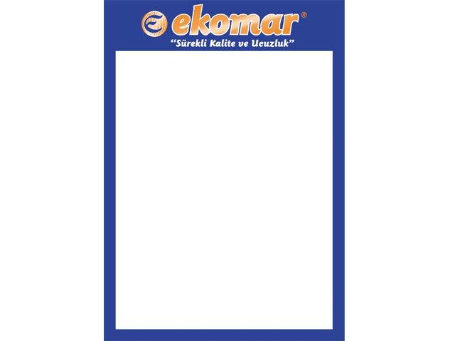 Ekomar Market Afiş Kağıdı